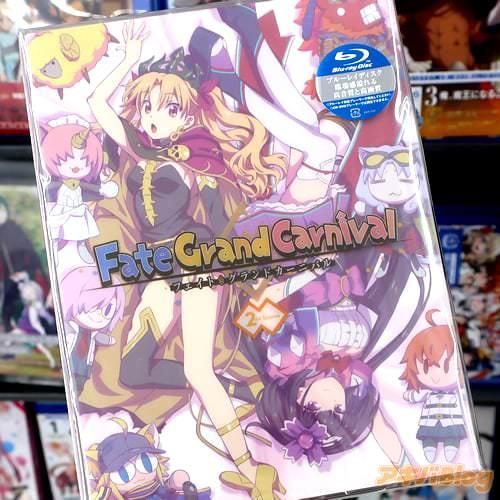 アニメ「Fate/Grand Carnival 2nd Season」